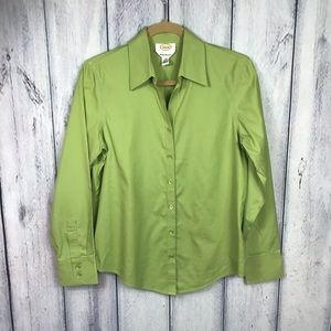 Talbots 4 Shirt Button Down Wrinkle Resistant